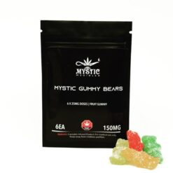 MYSTIC MEDIBLES – GUMMY BEARS