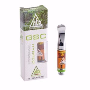 Girl Scout Cookies Cannabis Oil Vape Cartridge