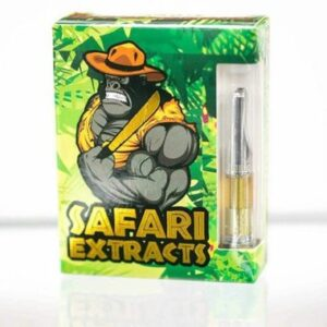 Safari Extracts Cartridge